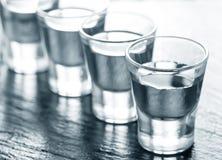 Питье Alcogol Стоковые Изображения RF