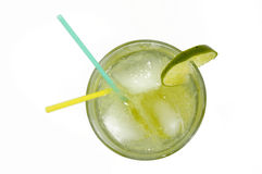 питье caipirinha Стоковые Изображения RF