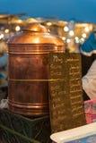Пить для сбывания в Marrakesh стоковые изображения rf
