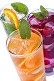 пить заморозили Стоковые Фотографии RF