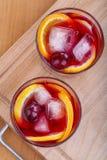 пить заморозили Стоковые Изображения RF