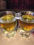 Пить захвата Стоковая Фотография RF