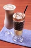 Пить кофе Стоковое Фото