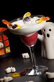 Пить хеллоуина - дайкири Vanila поленики Стоковое Изображение RF