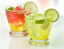 пить холода стоковое изображение