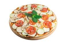 пицца вкусная стоковое фото