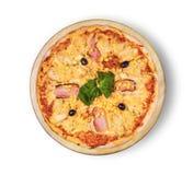 пицца Гавайских островов Стоковая Фотография RF