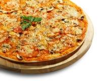 пицца гриба Стоковая Фотография RF