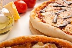 пицца камс стоковое изображение
