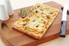 Пицца лакомки Стоковые Фото