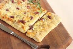 Пицца лакомки Стоковое фото RF