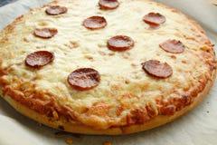 пицца лотка стоковые изображения rf