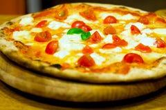Пицца от фаст-фуда Стоковые Изображения
