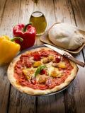 пицца перца Стоковое Фото