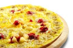 пицца плодоовощ Стоковое Фото
