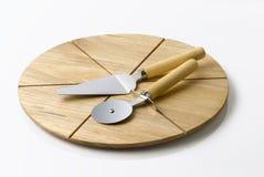 пицца резца Стоковые Фото