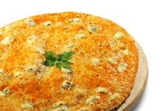 пицца сыра Стоковое Фото