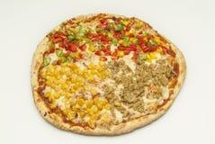 Пицца с овощами Стоковое Изображение RF