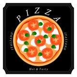 Пицца темы Стоковая Фотография RF