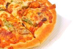 пицца части Стоковые Фото