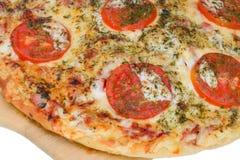 пицца части Стоковые Изображения RF