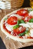 Пицца. стоковое изображение