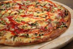 Пицца Стоковое Изображение RF