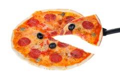 Пицца Стоковые Изображения RF
