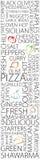 Пицца стоковые фотографии rf