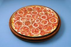 Пицца 02 Стоковая Фотография