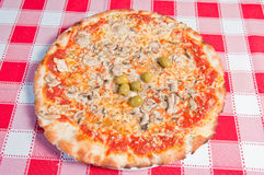 Пицца 08 Стоковое Изображение