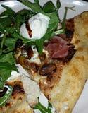 Пицца Arugula Стоковая Фотография
