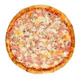 Пицца Capricciosa стоковое фото rf