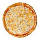 Пицца Funghi стоковые фотографии rf