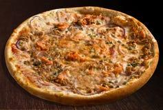 пицца pesce Стоковые Изображения RF