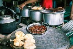 Пища для размышления Стоковое фото RF