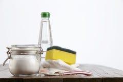 Пищевая сода стоковые фото