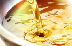 Пищевое масло стоковая фотография rf