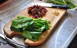 Пищевой ингредиент Стоковое Фото