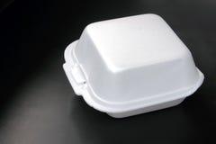 Пищевой контейнер Стоковое Фото