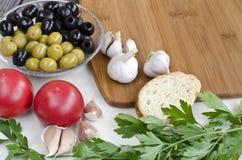 Пищевые ингредиенты Стоковые Изображения RF