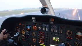 Пилотный принимать  акции видеоматериалы