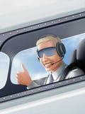 Пилот Стоковые Изображения RF