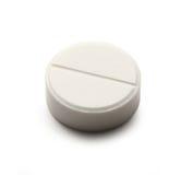 Пилюлька аспирина Стоковые Изображения RF