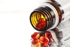 Пилюльки витамина Стоковые Фотографии RF