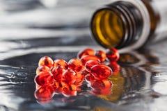 Пилюльки витамина Стоковая Фотография RF