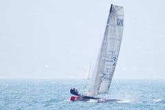 Плавание Bol D'or Mirabaud - Multicento 2012 Стоковые Фотографии RF