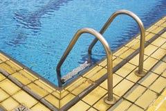 Плавательный бассеин Стоковые Фото
