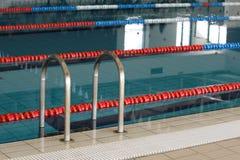 Плавательный бассеин Стоковые Фотографии RF