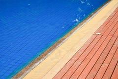 Плавательный бассеин Стоковая Фотография